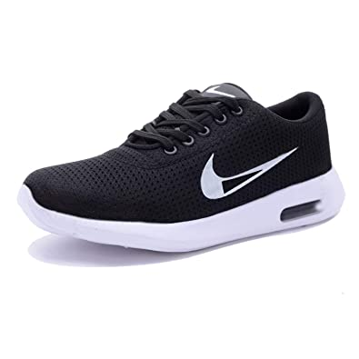 9129d38b8a04a AVITAK Shoes Casual Sport/Running/Shoes for Unisex (10, Black): Buy ...