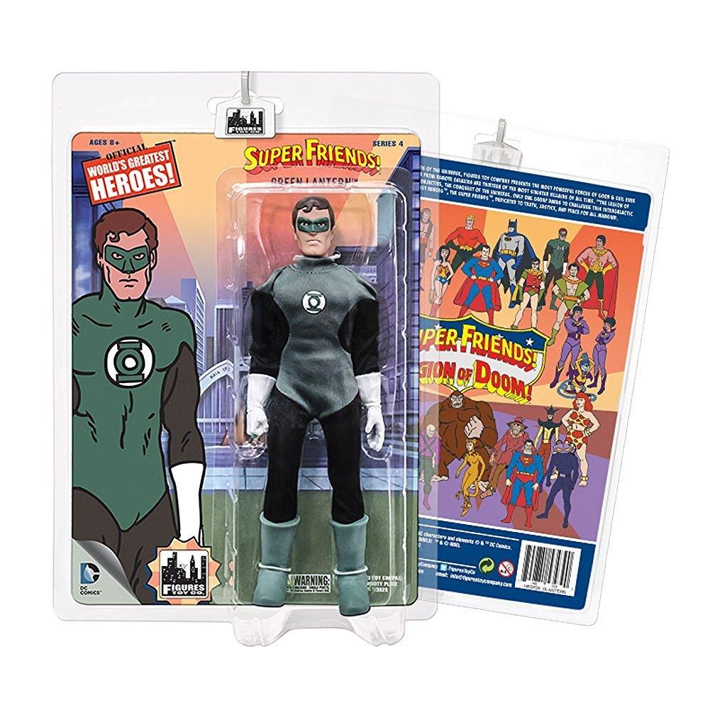 Action Figuren – DC SuperFriends Series 4 Grün Lantern 20,3 cm dcsf402