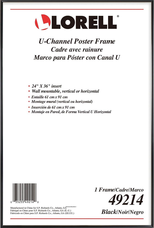 Lorell Stylish Poster Frame, 24