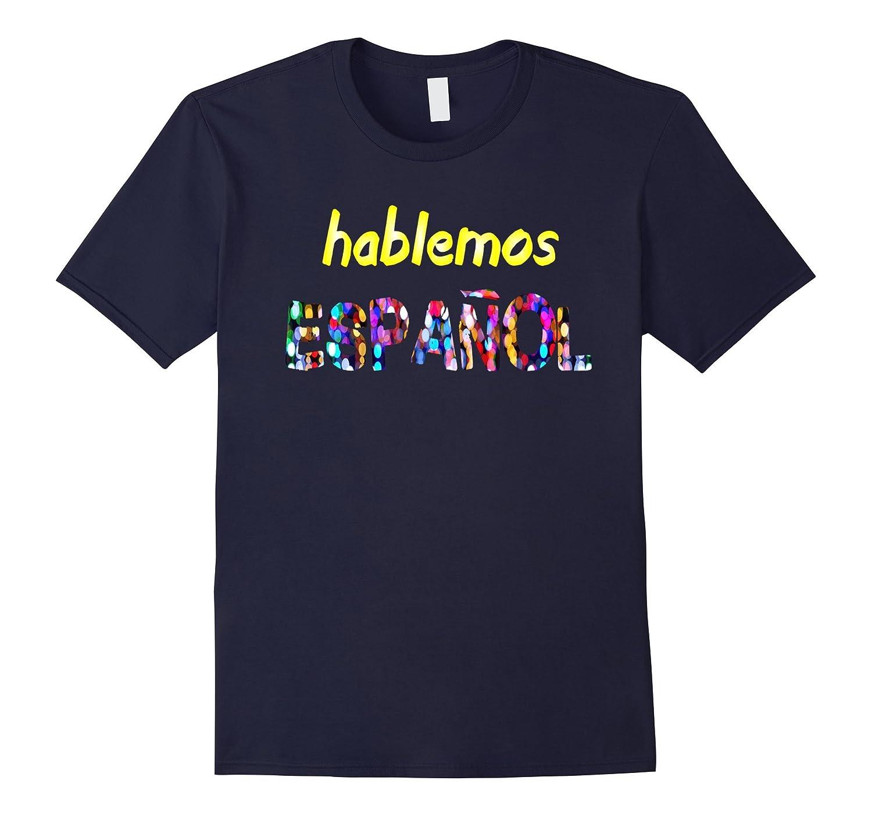 Spanish Teacher T-Shirt Espanol Hispanic Latino Tee-BN