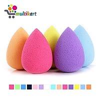 Multikart Foundation Makeup Blender Powder Puff/Sponge, Medium (Puff)