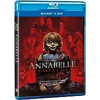 ANNABELLE 3 VIENE A CASA COMBO (BR+DVD) [Blu-ray]