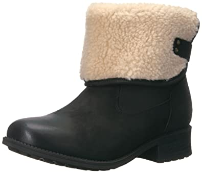 UGG Women's Aldon Winter Boot, Black, ...