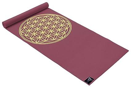 Yogistar Esterilla de Yoga Basic Flower of Life