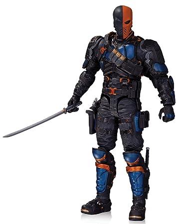 amazon com dc collectibles arrow deathstroke action figure toys