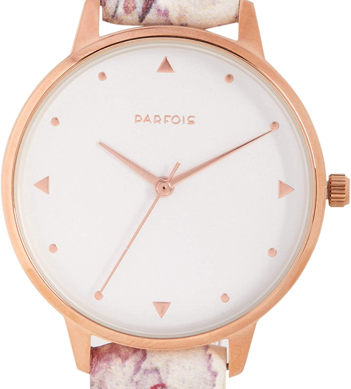Parfois Mujeres Multicor Pastel: Amazon.es: Relojes