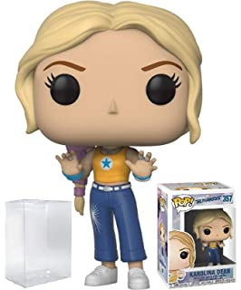 Funko Pop! Marvel: Runaways - Karolina Dean Vinyl Figure (Bundled with Pop Box