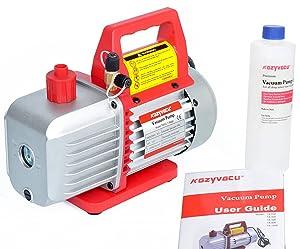 The Kozyvacu vacuum is the best vacuum pump for DIYers