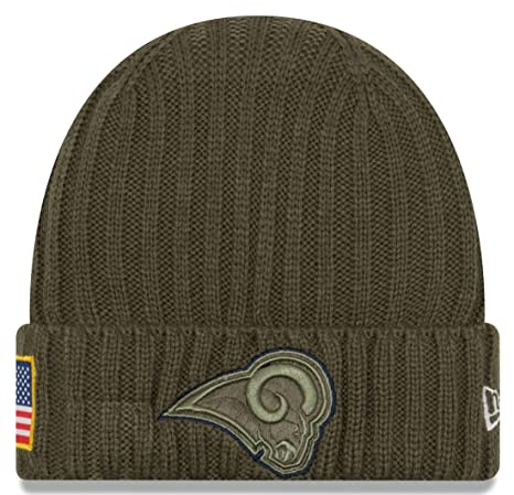 Amazon New Era Hat Los Angeles Rams Salute To Service Nfl On