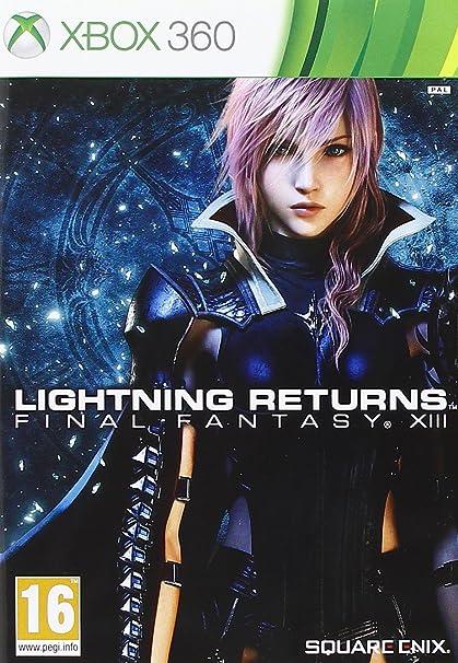 Lightning Returns: Final Fantasy Xiii [Importación Italiana]: Amazon.es: Videojuegos