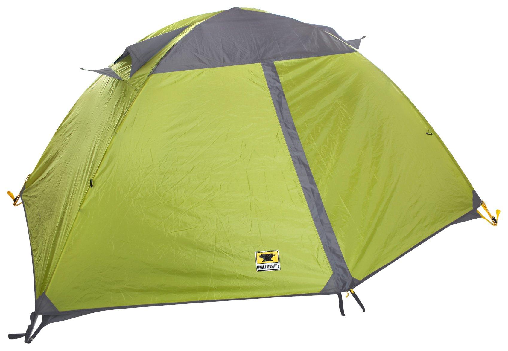 Mountainsmith Morrison 2 Person 3 Season Tent (Citron Green) by Mountainsmith (Image #2)