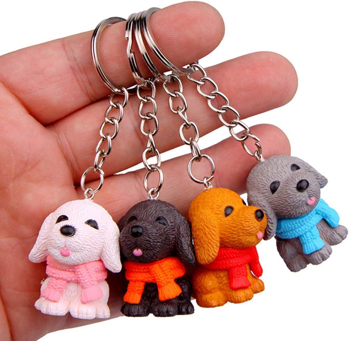 Cute Hot Dog Keyring Keychain Funny Gift Idea Key Ring Key Chain