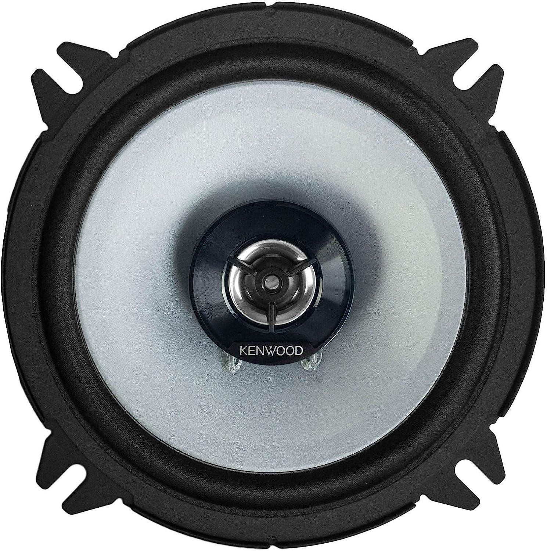 Kenwood KFC-1366S 250 Watt 5.25-Inch Coaxial 2 Way Car Audio Speaker