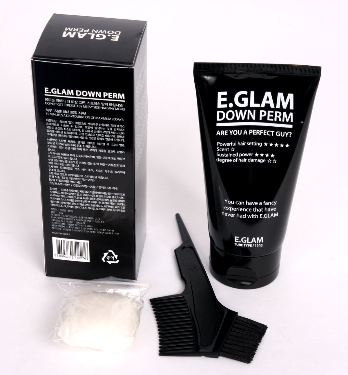 Undo straight perm - Amazon Com E Glam Down Perm For Men Speedy Easy Magic Straight Perm Home Kit 120ml Beauty