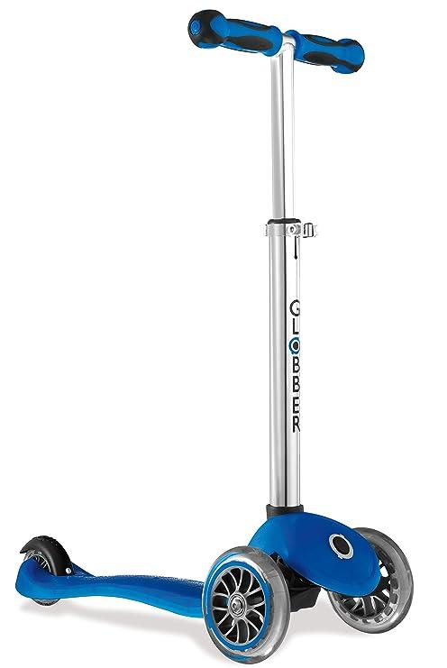 Globber IDD420-100 - Patinete Unisex, Color Azul, Talla única