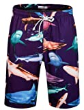 APTRO Men's Swimming Shorts Summer Beach Shorts Swimming Trunks