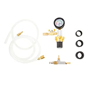 OEMTOOLS 27066 3 Adapters Cooling System Refiller Kit
