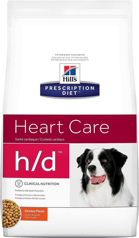 1. Hill's Prescription Diet h/d Heart Care