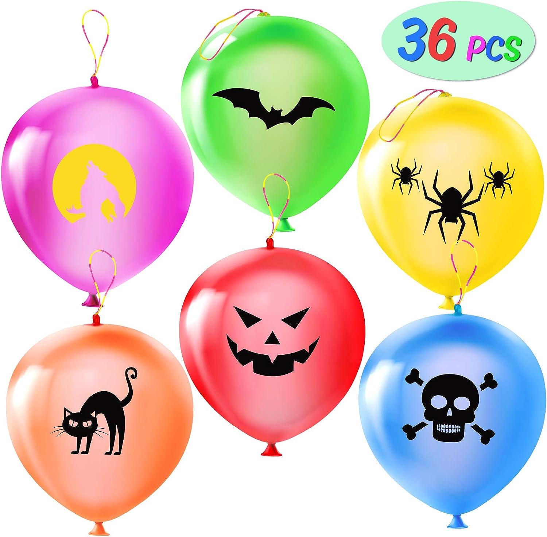 Lot of 2 6 pc Halloween Vampire or Bats Small Treat Bags 1 Dozen 12 Total