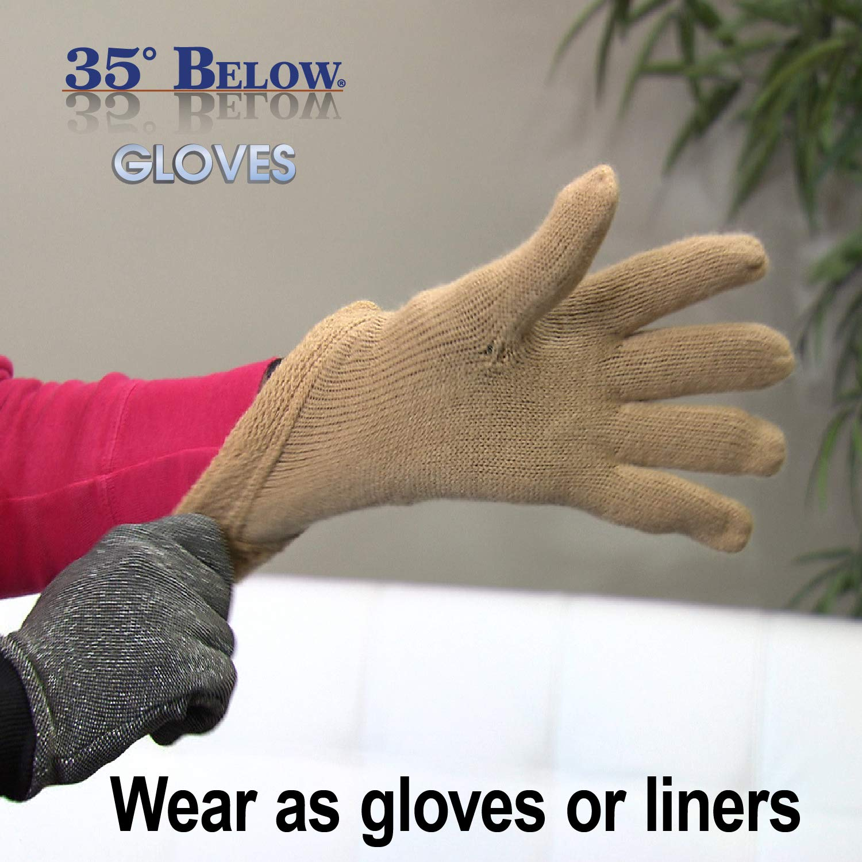 35 Below Glove Liners Mens The Best Winter Glove Liner