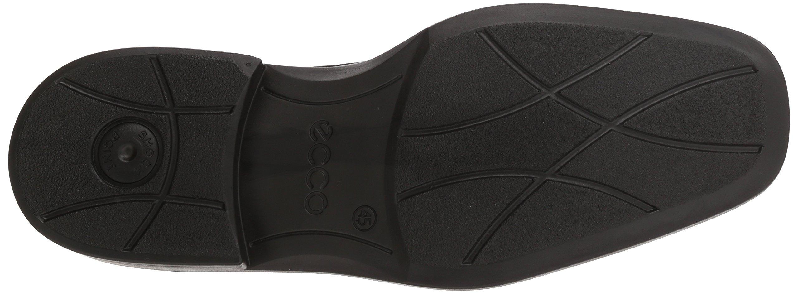 ECCO New Jersey Lace Oxford Cocoa Brown 41 EU (US Men's 7-7.5 M) by ECCO (Image #3)
