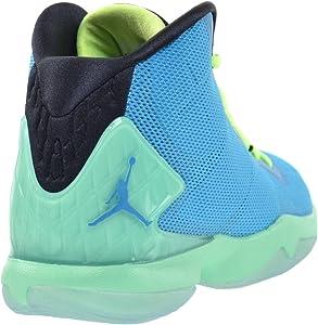 8a1d243fe01fd Amazon.com: Jordan Super.Fly 4 BG Big Kids Shoes Blue Lagoon/Blue ...