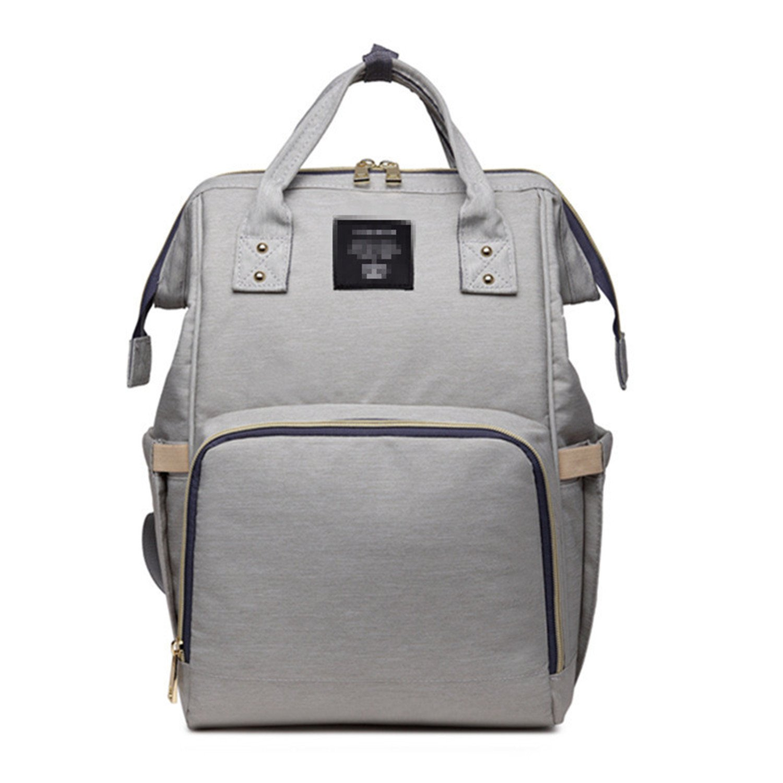 ef678eb8330a Amazon.com: Jeff Tribble Fashion Brand Large Capacity Baby Bag ...