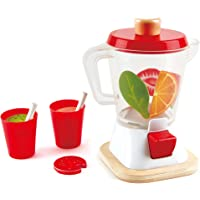 Deals on Hape Smoothie Blender, Play Kitchen Set, 12Piece, Multicolor