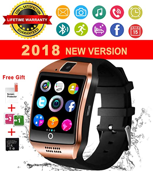 Smart Watch,Relojes Inteligentes Teléfonos Inteligentes Bluetooth ...