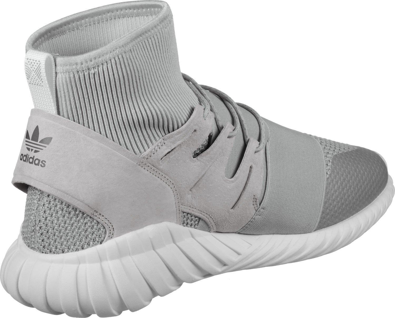 adidas Tubular Doom Winter, Chaussures de Fitness Homme, Multicolore-Gris/Blanc (Gridos/Gridos/Blacla), 46 EU