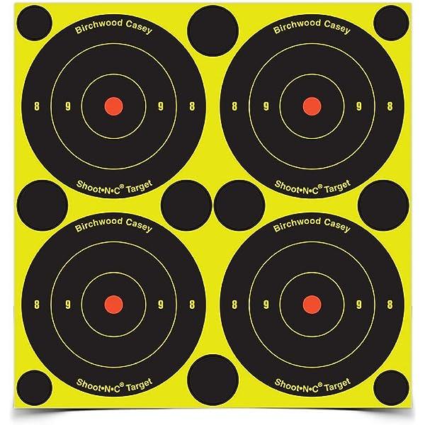 """348255 Bw Casey Shoot-N-C 8/"""" Round Target 30 Sheet Pack"""