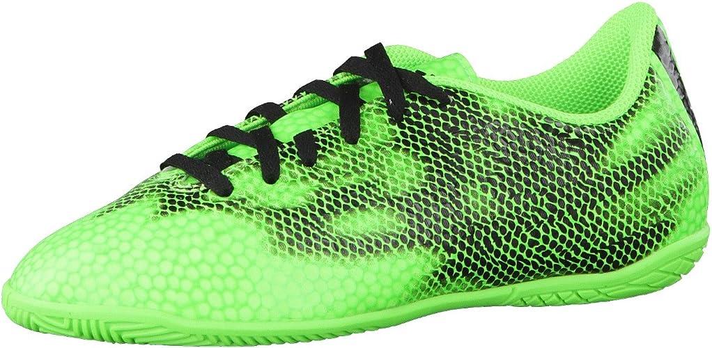 adidas F5 IN Niño, Zapatilla de fútbol Sala, Solar Green