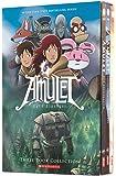 Amulet Boxset: Books 1-3