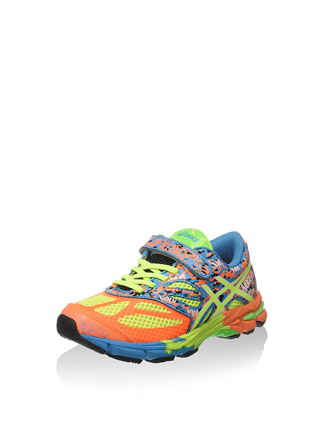 Asics Junior Shoes Gel Noosa Tri  PS Flash Coral Turquesa