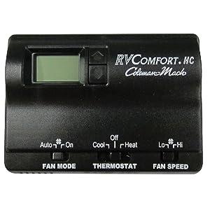 Coleman Airxcel 8330-3862 T-Stat Wall Digital Heat/Cool