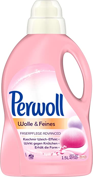 The Best Perwoll Laundry Detergent