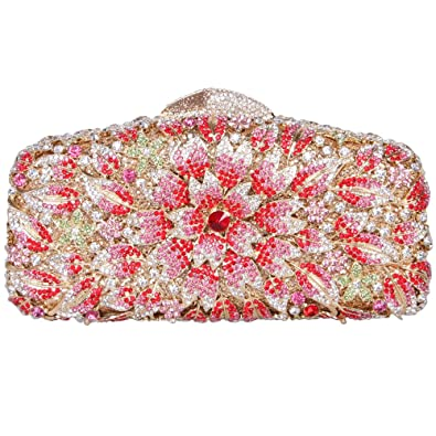 good out x lowest discount clearance prices Fawziya Flower Crystal Evening Bags And Clutches For Wedding Clutch Purse