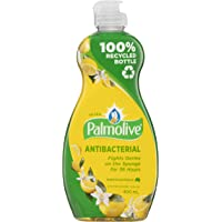 Palmolive Ultra Strength Antibacterial Dishwashing Liquid Concentrate with Lemon Extract, 400mL