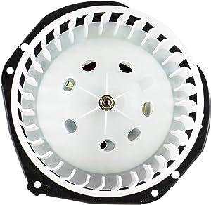 BOXI Blower Motor Fan Assembly for CHEVROLET 85-95 ASTRO / 95-96 BLAZER / 85-95 SAFARI GMC / 95-96 GMC YUKON CHEVROLET TAHOE / 92-96 CHEVROLET K1500 K2500 K3500 / 88890696 88959521 700103