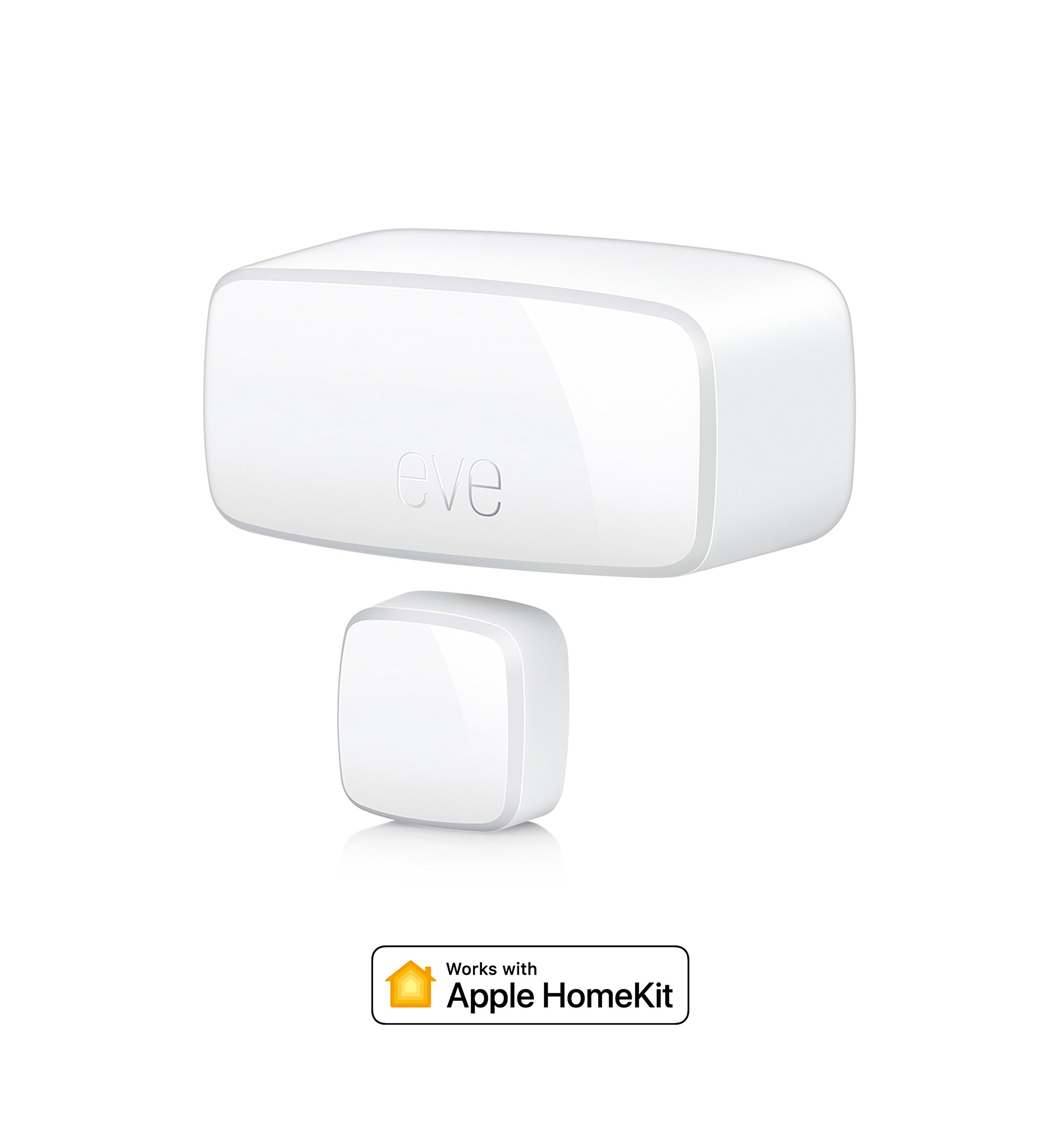 Eve Door & Window - Wireless contact sensor with Apple HomeKit technology, Bluetooth Low Energy by Elgato (Image #1)