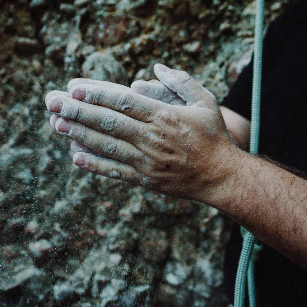 Boulder Brush von igoera in legno di ciliegio per la pulizia di arrampicata manici pu/ò permettersi e Finger fori//Arrampicata della spazzola Premium Climbing-Brush spazzola Boulder /è ideale per arrampicata e Bouldering anche universalmente