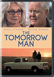 Book Cover: The Tomorrow Man