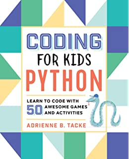 Coding Games in Python (Computer Coding for Kids): DK: 9781465473615
