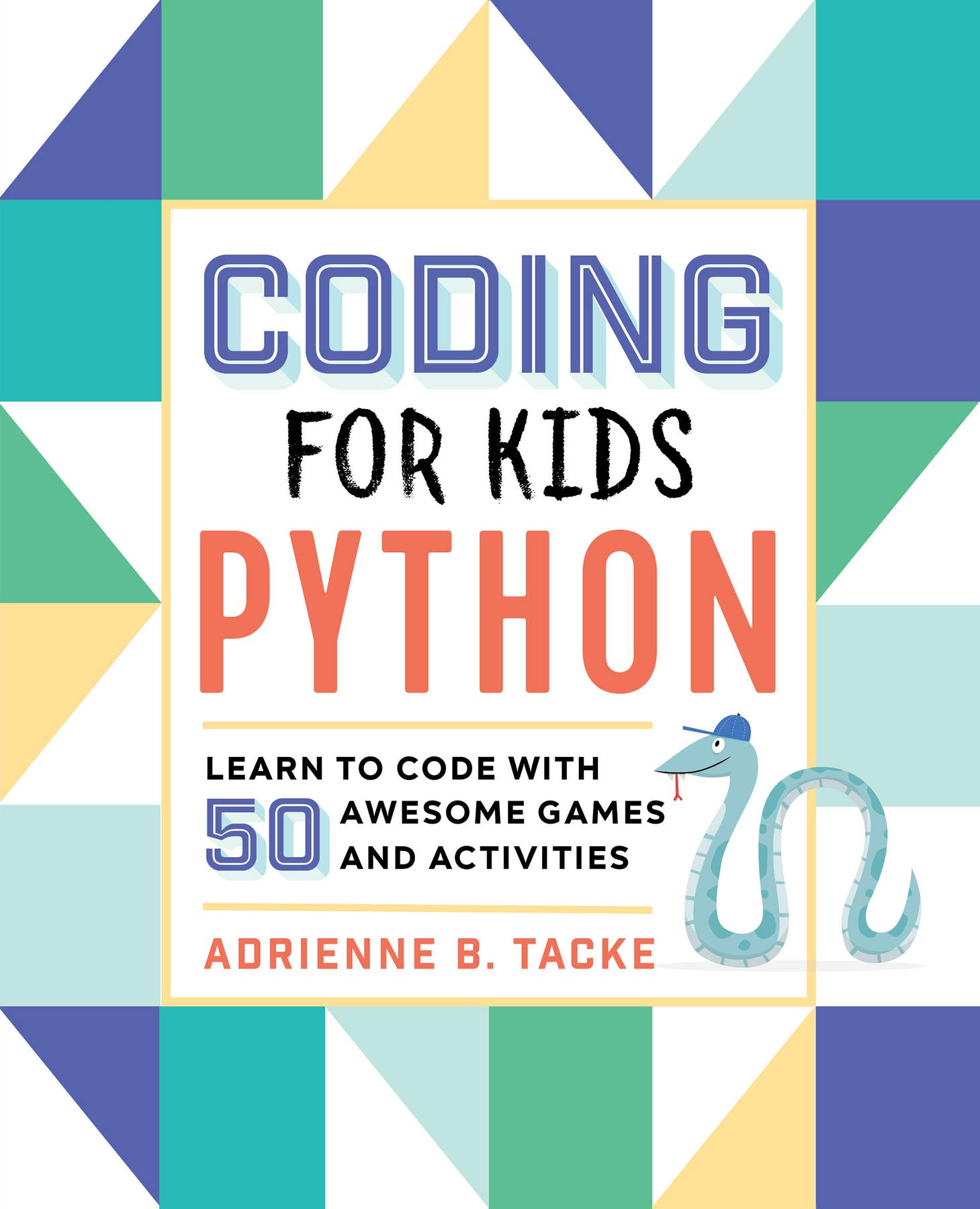 Coding Kids Python Awesome Activities product image