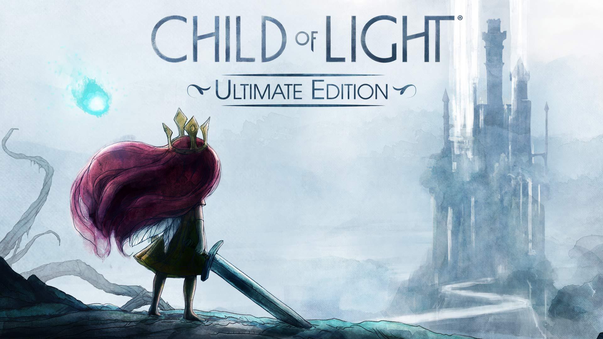 Child of Light Ultimate Edition - Nintendo Switch [Digital Code]