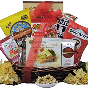 Amazon great arrivals gluten free gourmet gift basket great arrivals gluten free gourmet gift basket negle Gallery