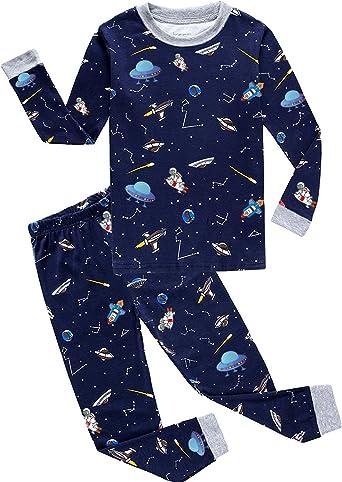 Babylike Dos Conjuntos de Pijama de Luna y Estrella,navicella ...