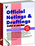 Official Notings & Draftings, English and Hindi