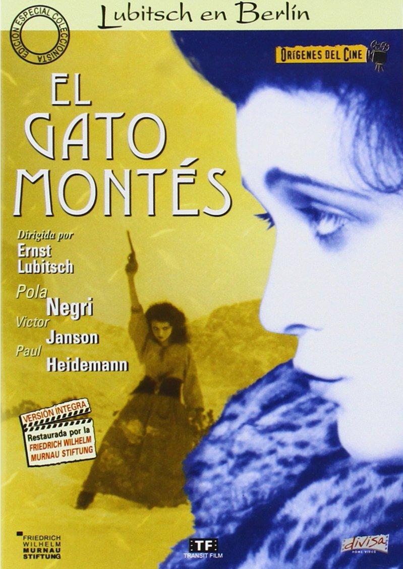 El Gato Montes -Lubitsch [DVD]: Amazon.es: Pola Negri