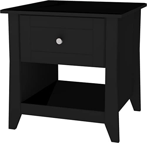 Nexera Tuxedo End Table 2008006